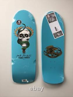 Powell Peralta Mike Mcgill Réédition Skull And Snake Old School Skateboard Deck