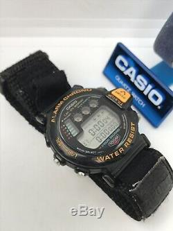 Rare Vintage Casio Cbx-1000 Montre Numérique Nos Module 948 Vieux Japon Alarme