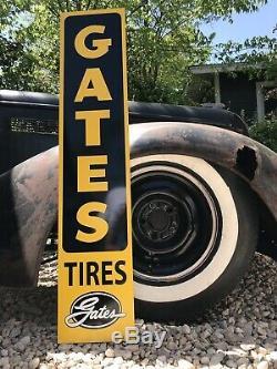 Signe De Pneus Anciens Vintage Style Gates