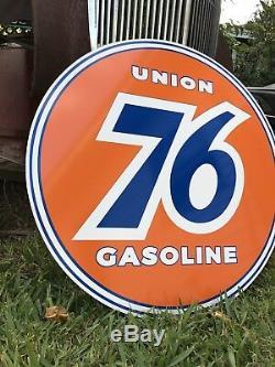 Signe Essence Vintage Ancien Style Union 76