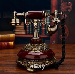 Téléphone À Cadran Antique Vintage Old Telephone Téléphone
