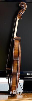 Très Vieux Violon Vintage Étiqueté Antonio Ruggierii Geige
