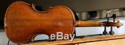 Très Vieux Violon Vintage Étiqueté Francesco Ruggieri Geige