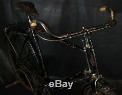 Vélo Ancien Laupretre Vieux Vélo Vintage Antique Peugeot Automoto Alcyon