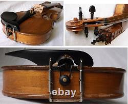 Very Rare Old Italian Violin Giustino Polidoro 1978 Vidéo 107
