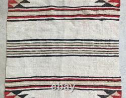 Vieille Couverture Indienne Navajo Vieille Couverture Indienne Navajo Rug Antique