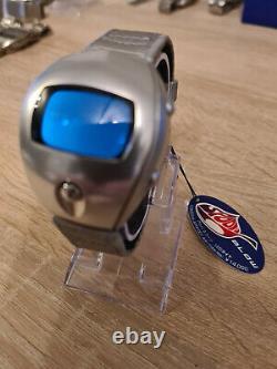 Vieille Montre Numérique LCD Alba Spoon Blow W671 Module Nouvelle Vieille Monnaie De Stock