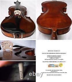 Vieux Maître Allemand 18th C Violin Widhalm 1781- Vidéo Antique 185