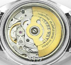 Vintage Eterna Matic 1000 New Old Stock 1980 Wrist Watch Mens
