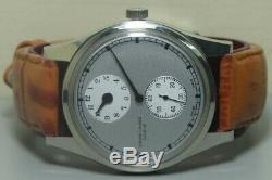 Vintage Favre Leuba Médecins Winding Montre-bracelet Suisse Ancienne Occasion R507 Antique