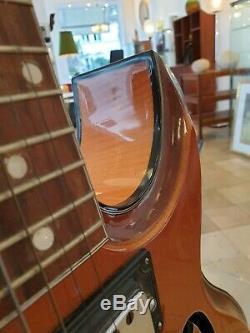 Vintage Japon Old Jazz Blues Guitar Allemand Alte Gitarre 50s 50er Archtop Antique