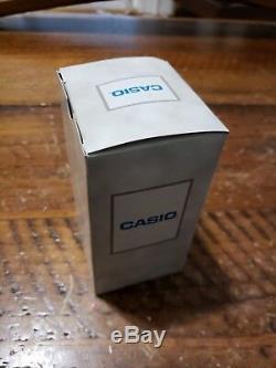 Vintage New Old Stock Casio G-choc Dw8700 1v Dw8700 LCD