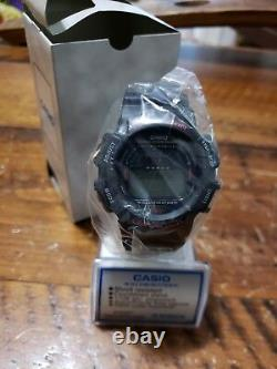 Vintage New Old Stock Casio G-shock Dw-8700 1v Dw8700 LCD