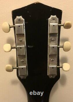 Vintage Old Kraftsman N 13 Archtop Acoustic Hollowbody Guitare Nice