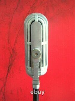 Vintage Rare 1940's American D9t Micro Dynamique Vieux Antique W Support Atlas