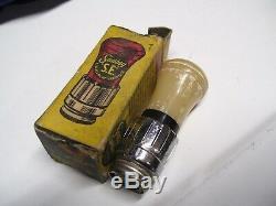 Vintage Santay Nos Allume Allume Gaz D'huile Partie Original 1940 Gm Ford Chevrolet Bomba
