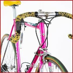 Virginia Oria Kk Campagnolo Record 8s Speed Steel Road Racing Vintage Old Bike